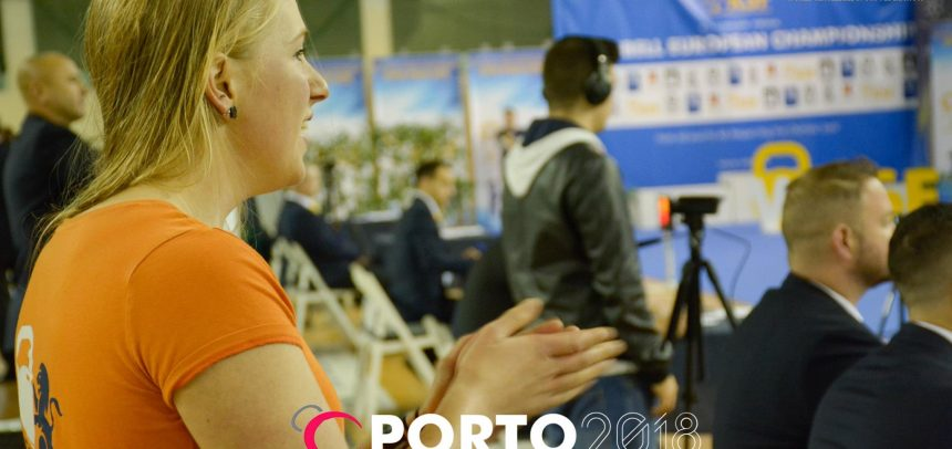 Sfeerimpressie WKSF European Championships 2018 in Porto