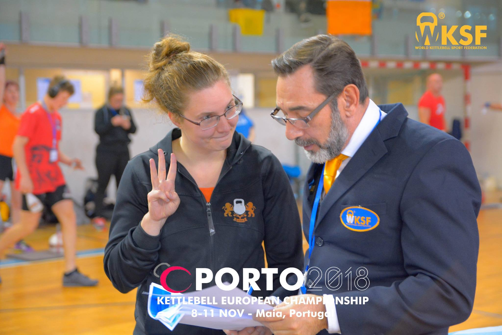 WKSF EC Kettlebell Sport 2018 KSBN