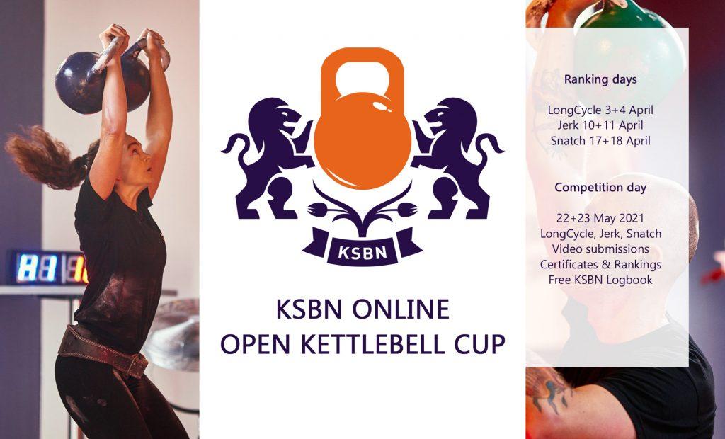KSBN Online Open Kettlebell Cup